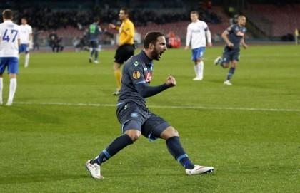 Napoli Dinamo Mosca 4