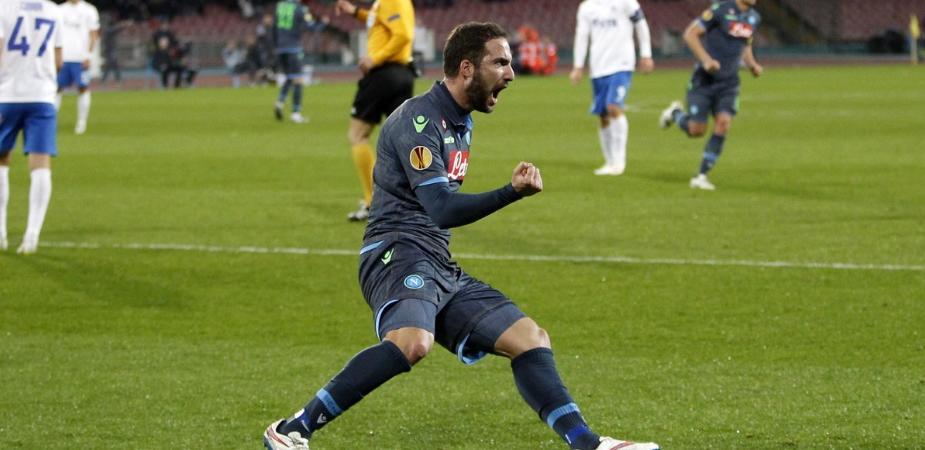 Napoli Dinamo Mosca