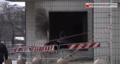 Altamura, esplosione in una sala giochi, otto feriti