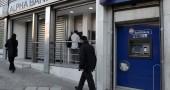 La corsa agli sportelli delle banche greche