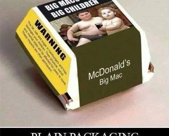 La campagna contro il Big Mac
