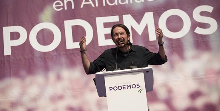 Podemos , i rivali di Ciudadanos