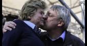Sergio Cofferati: «Il bacio di Landini alla Camusso? Non mi è piaciuto»