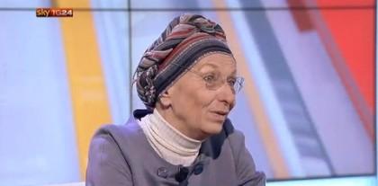Emma Bonino intervista Sky