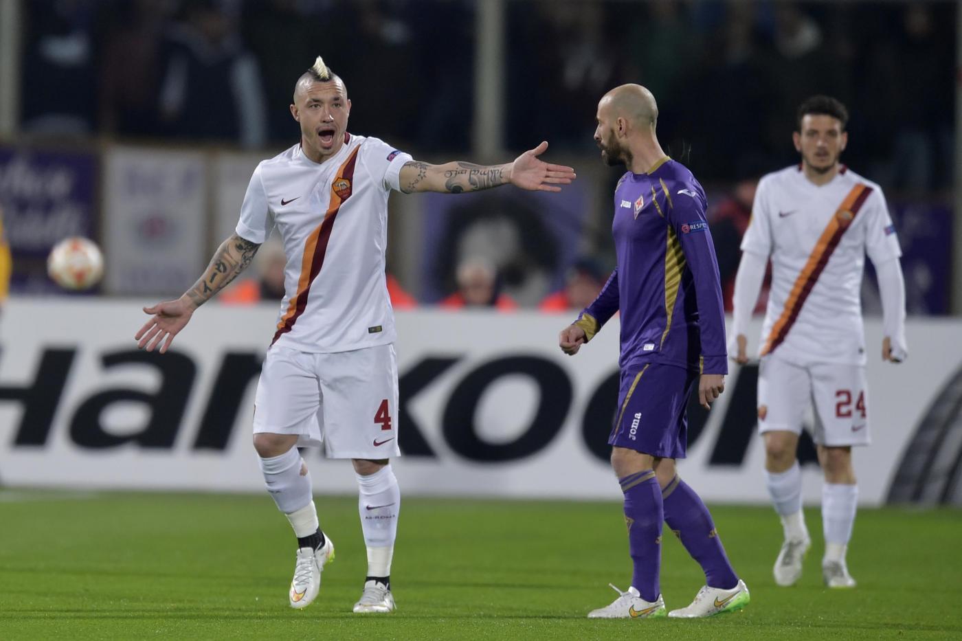 Fiorentina-Roma diretta live
