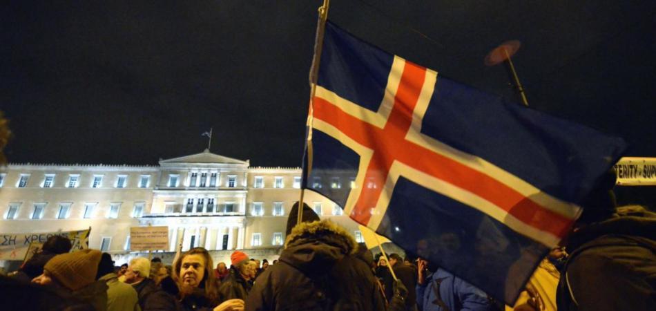 Islanda, proteste per la rinuncia all'ingresso nell'Unione Europea
