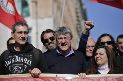 Landini: «Una manifestazione politica. Renzi stia tranquillo, non è contro di lui»