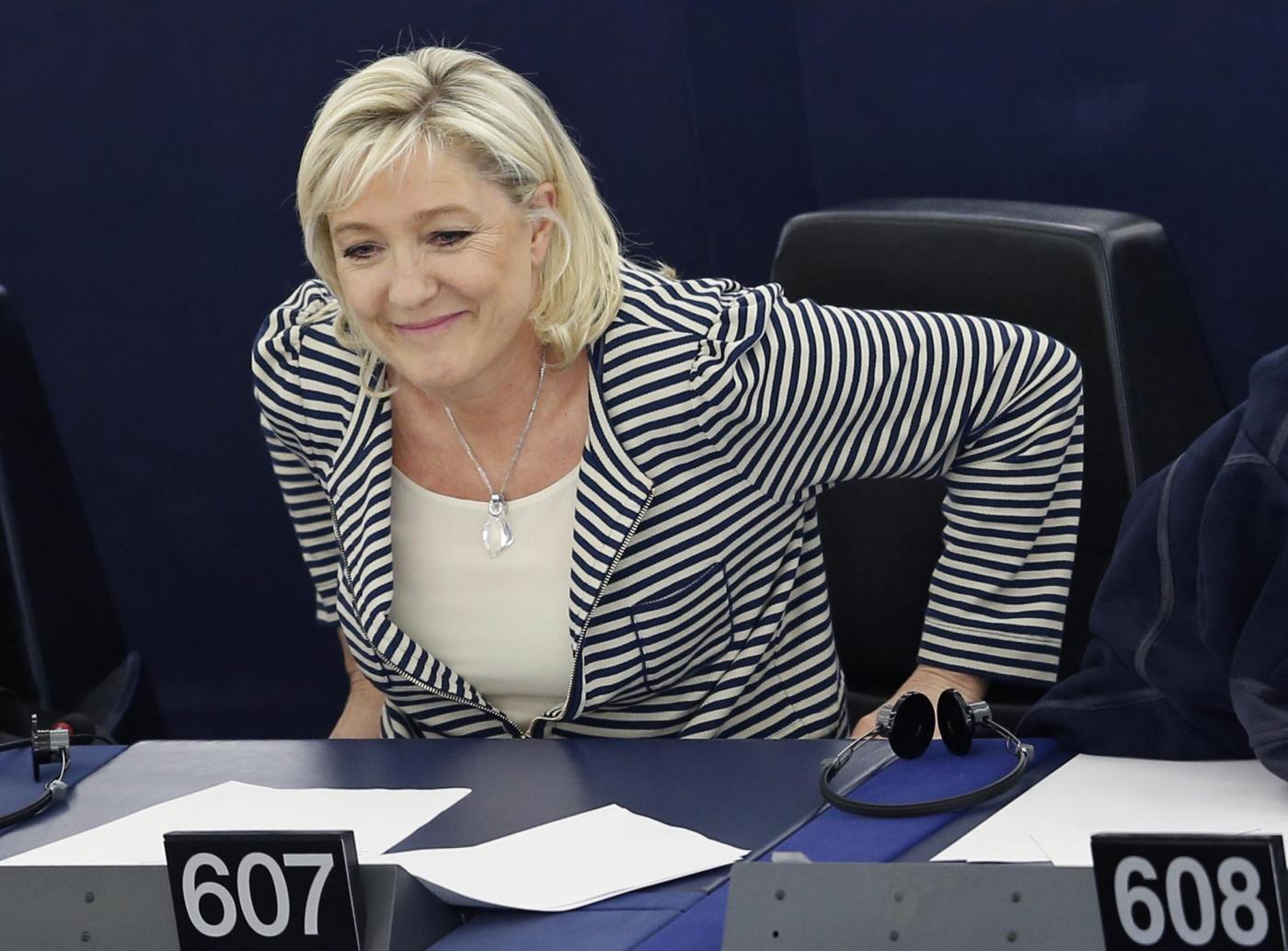 Strasburgo, re di Giordania al parlamento europeo