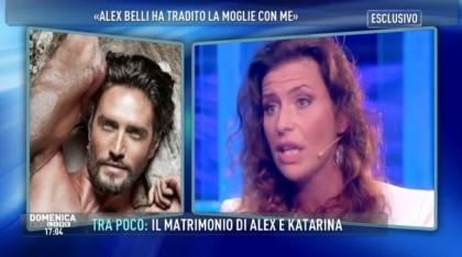 Foto: Mediaset/Domenica Live