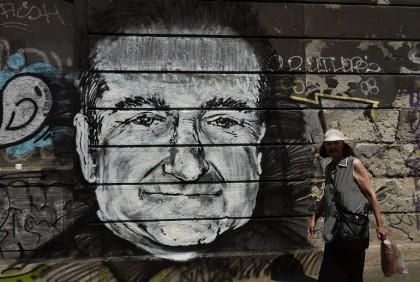 Foto: ANDREJ ISAKOVIC/AFP/Getty Images