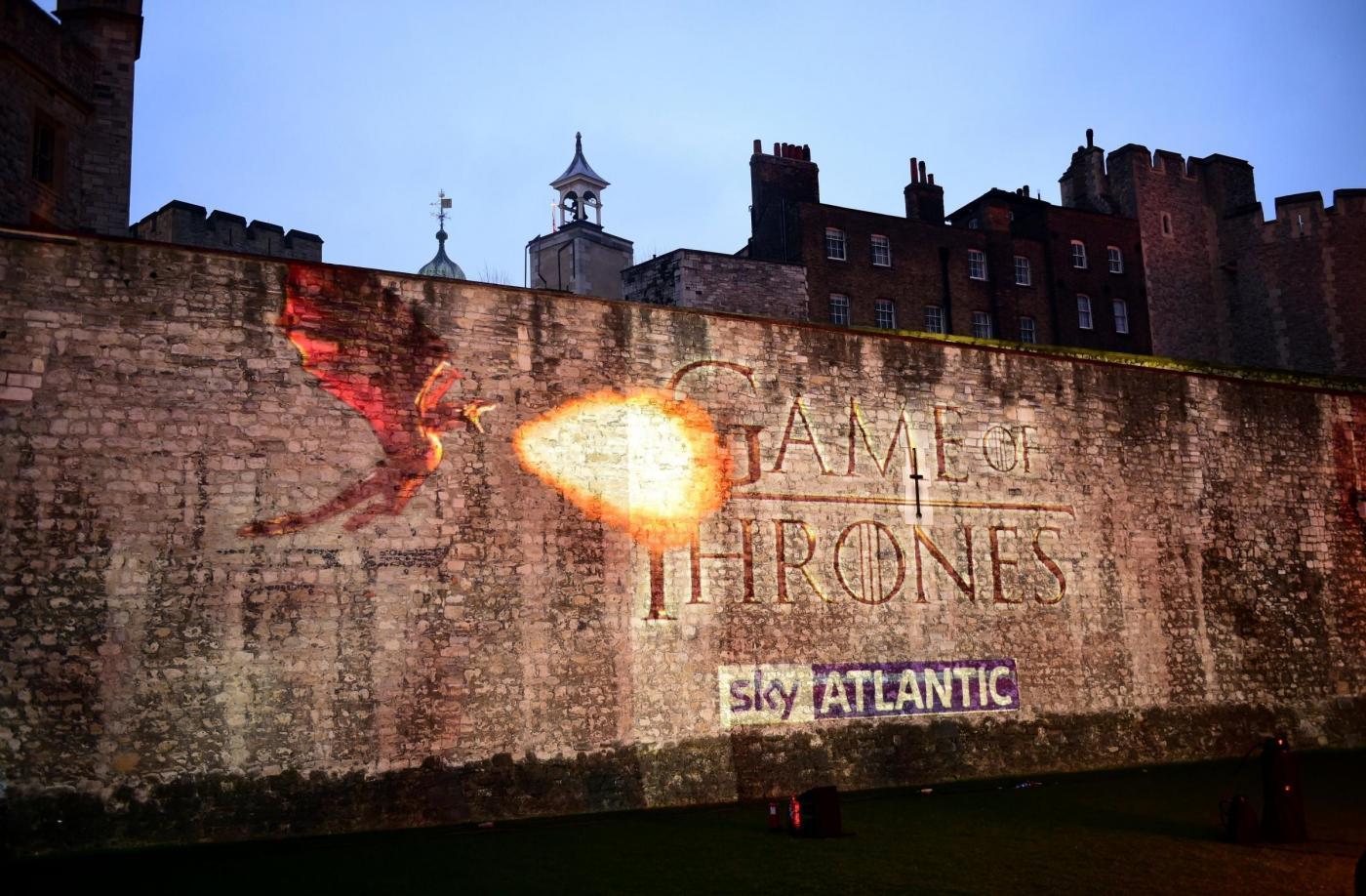 Trono di Spade: premiere mondiale della stagione 5 a Londra