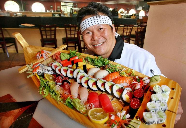 Cosa mangiare la prima volta al sushi: i consigli di Sushiko