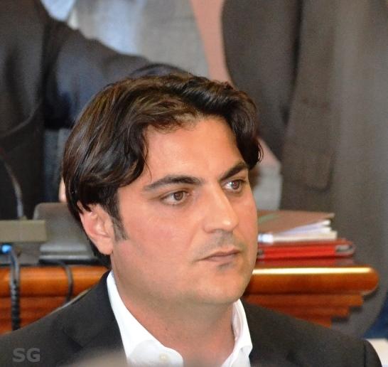 Andrea Tassone, presidente del X Municipio