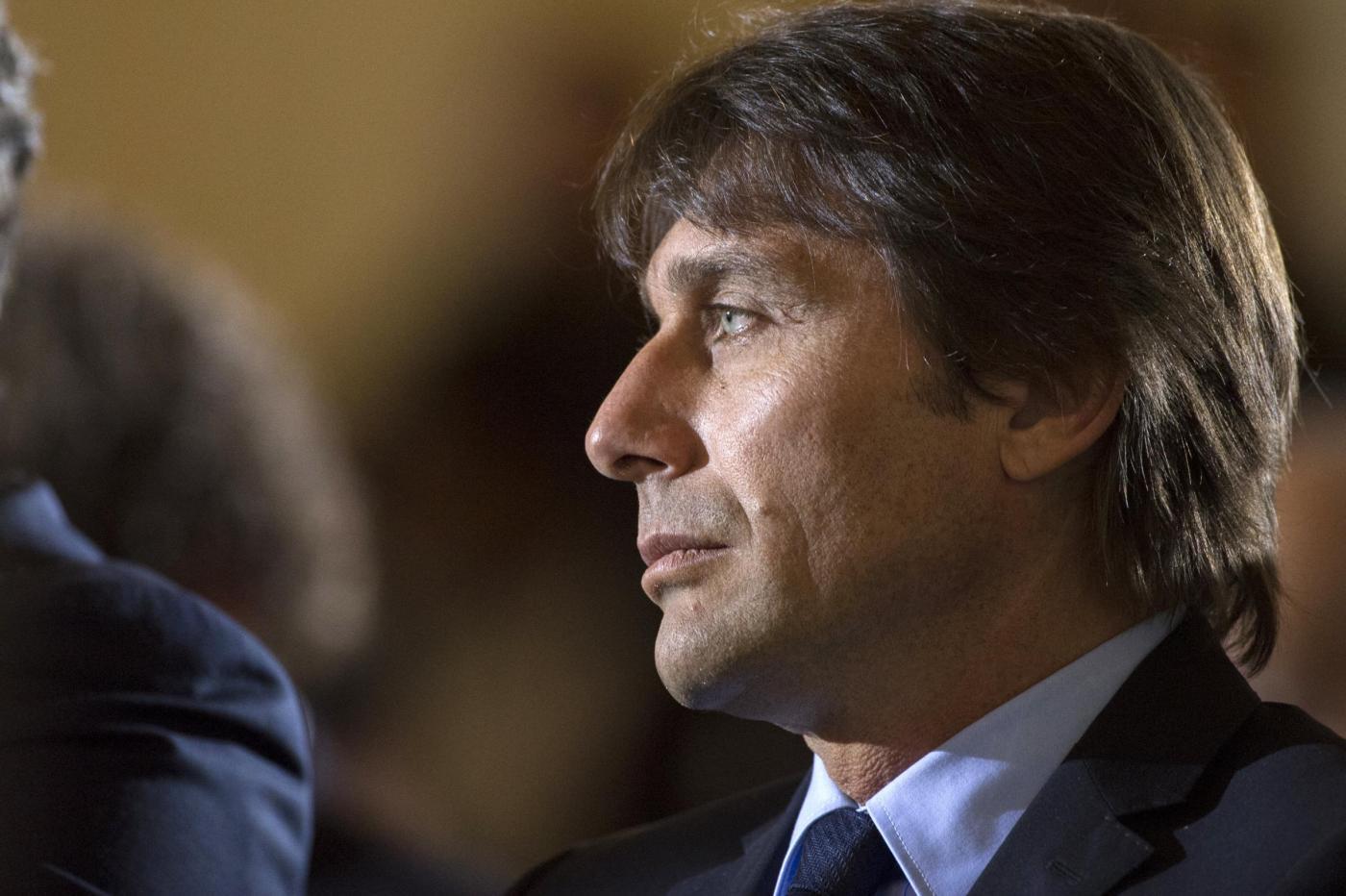 I tifosi della Juventus contro Antonio Conte per l'infortunio di Claudio Marchisio