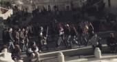 ultras flash mob