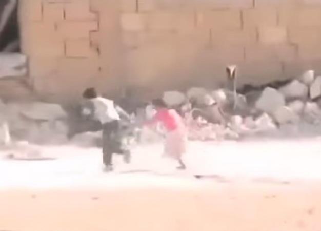 Il video fake del bambino eroe della guerra in Siria