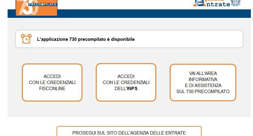 Tutte le scadenze della dichiarazione dei redditi 2015 for Agenzia entrate dichiarazione precompilata