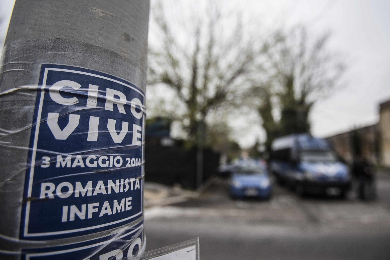 Calcio:Roma-Napoli, aperti cancelli,stadio Olimpico blindato