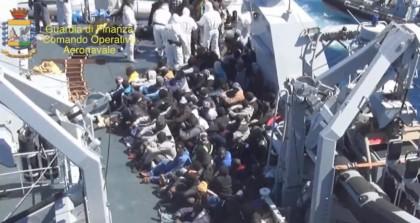 Barcone Migranti strage Canale di Sicilia superstite