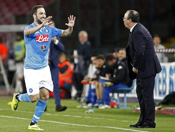 Empoli-Napoli diretta streaming