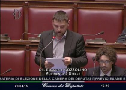 Italicum pregiudiziali Cozzolino