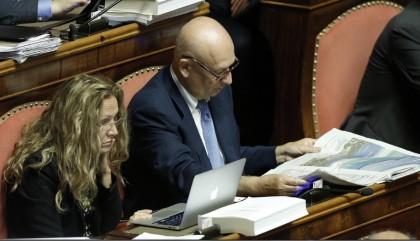 Manuela Repetti Sandro Bondi