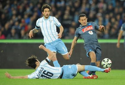 SSC Napoli v SS Lazio - TIM Cup