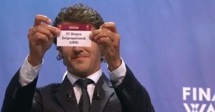 Sorteggi Europa League Napoli Dnipro