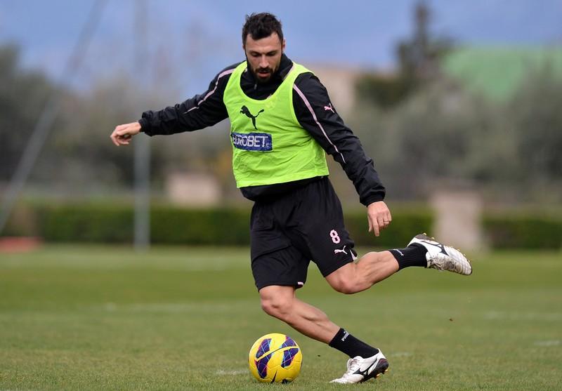 Andrea Dossena, l'ex calciatore del Napoli arrestato per furto da Harrods
