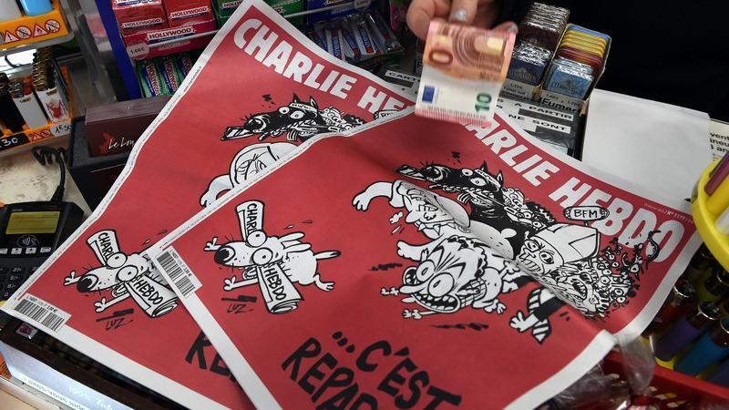 I sei scrittori che non partecipano a un gala perché si premia Charlie Hebdo