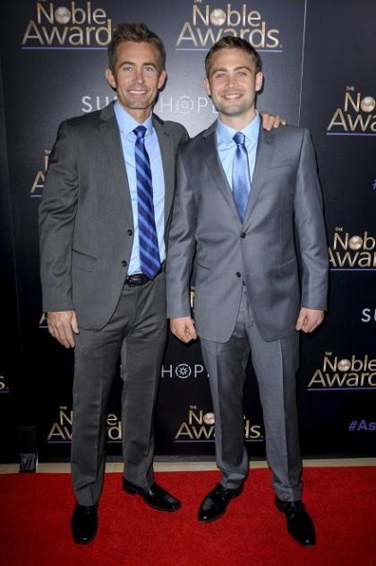 Caleb Walker (a sinistra) e Cody Walker (a destra) Foto: ANSA/DPA