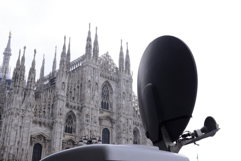 Expo 2015, la diretta dell'inaugurazione in mondovisione grazie a Eutelsat