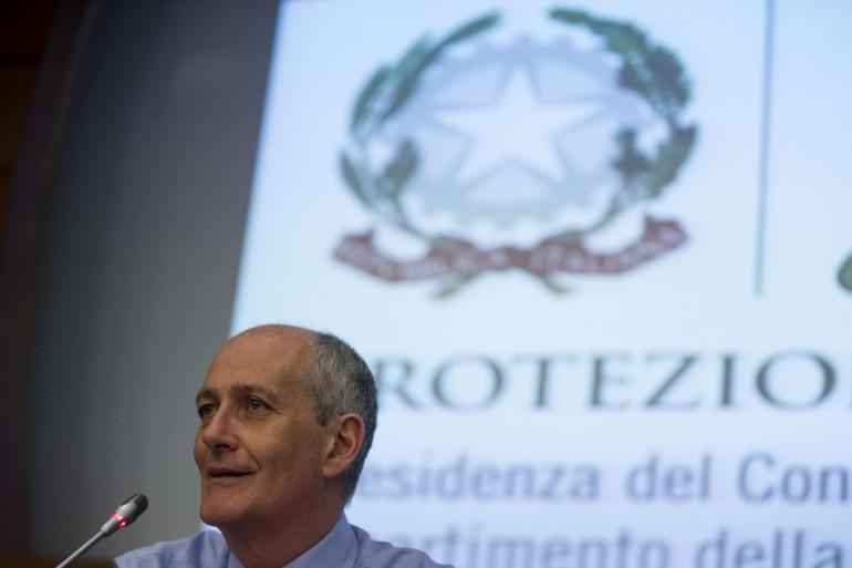 Franco Gabrielli prefetto di Roma