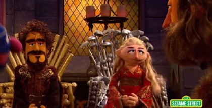 game of thrones muppet