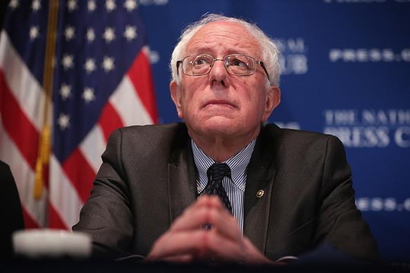 Un possibile avversario di Hillary Clinton, Bernie Sanders