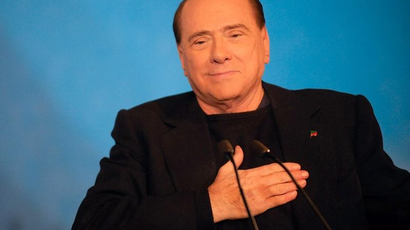 Berlusconi Fitto Verdini Forza Italia