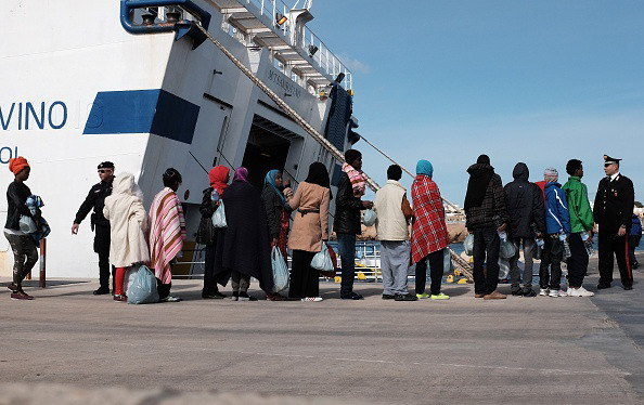 Italia profughi, le responsabilità dell'UE