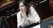 Maria Elena Boschi Otto e mezzo