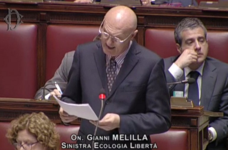 italicum pregiudiziali gianni melilla