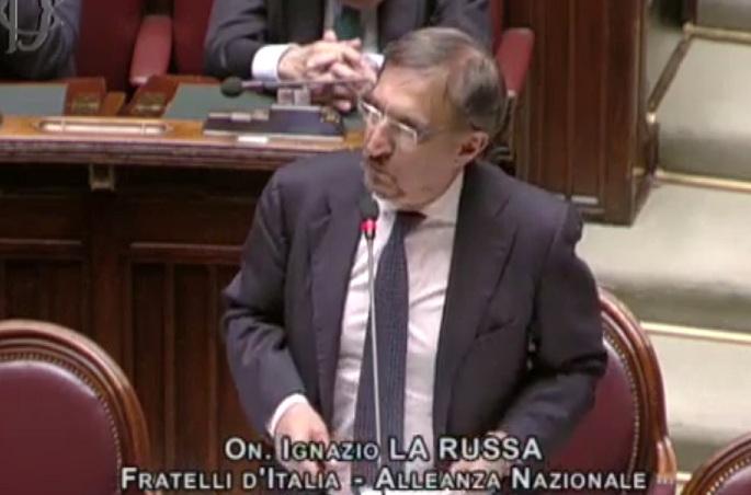italicum pregiudiziali ignazio la russa