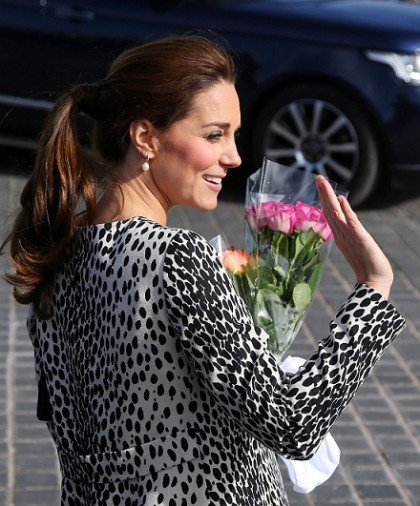 kate middleton ha partorito