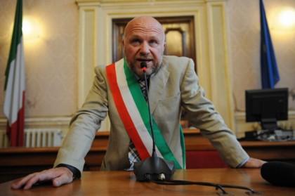 Filippo Nogarin, sindaco di Livorno.  (Photo by Laura Lezza/Getty Images)