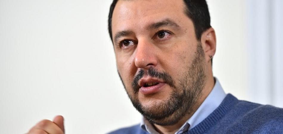 Matteo Salvini contro i rom