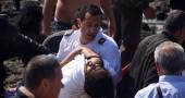 Migranti a Rodi: le immagini del naufragio e dei soccorsi