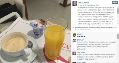 nina moric instagram