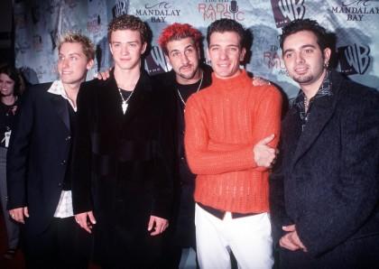 Gli N'Sync nel 1999 - Foto:   Brenda Chase/Hulton Archive/Getty Images