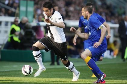 Soccer: Serie A; Parma-Juventus