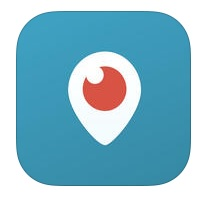 Il logo dell'App di Periscope - iTunes/Periscope