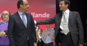 Pse e Pse francese guidato da François Hollande e Manuel Valls