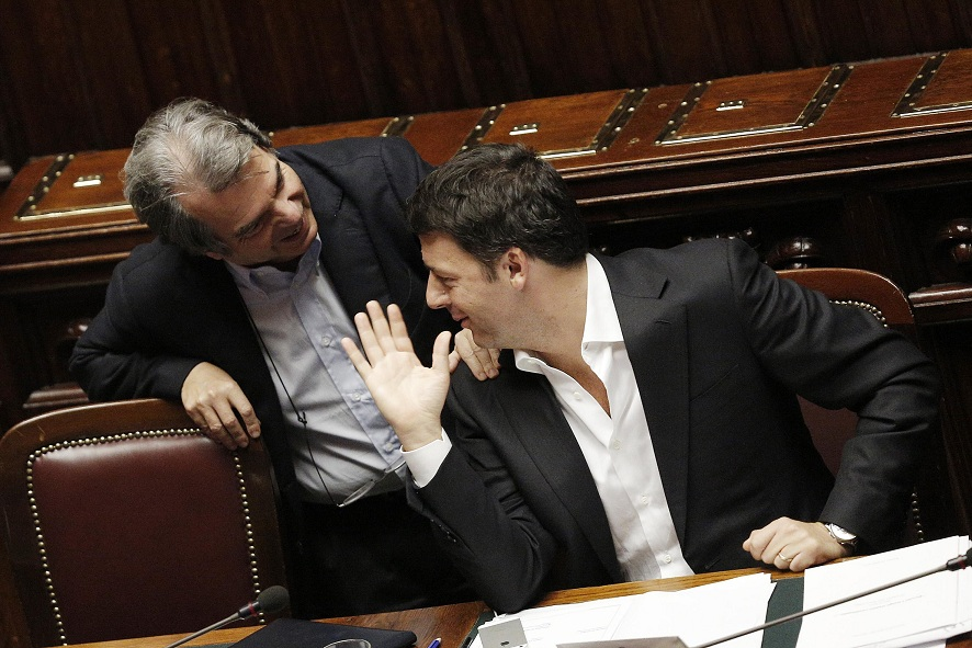 Italicum: è rivolta contro Renzi. Le opposizioni scelgono l'Aventino. Il Pd al confine della scissione